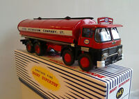 CORGI & DINKY TOYS, GUY INVINCIBLE CAB + ESSO TANK BODY by ATLAS EDITIONS, BOXED
