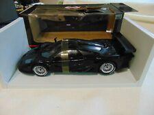 UT Models 1/18 Scale - McLaren F1 GTR Black Diecast Model Car