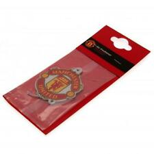 Manchester United FC Car Air Freshener Room Office Football Accessories MUFC X3
