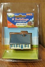 IMEX N SCALE LEVITTOWN CAPE COD RESIN BUILT-UP BUILDING