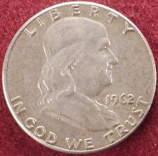 United States Half Dollar 1962 (E0503)