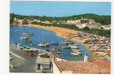Costa Brava Llafranch Playa 1987 Postcard Spain 557a