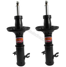 Monroe GT Gas Struts Shock Absorbers Front Pair Suits Ford Laser KJ KL Mazda 323