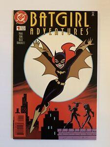 BATGIRL ADVENTURES 1 (1998) Harley Quinn & Poison Ivy Paul Dini DC Comics NM