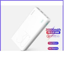 30000mAh Power Bank Portable External Battery With PD Two-way Fast Charging Best