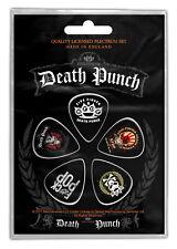 Plettro Set Pugno Morte Cinque Dita Logo 301433 #