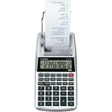 Canon P1Dhv3 Compact Printing Calculator - Sign Change, Built-in Memory, Item Co