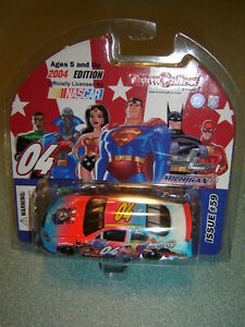 #04 Justice League MICHIGAM INTL.SPEEDWAY Chevy 2004 Team Caliber 1/64 NEW