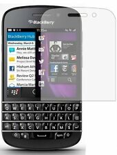 2 Pack Screen Protectors Cover Guard Film For Blackberry Q10