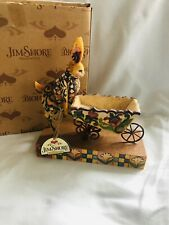 Jim Shore A Bunny's Work is Never Done Figurine Heartwood Creek #4001849