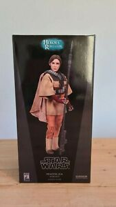 """Sideshow Star Wars Princess Leia in Boushh Disguise, Jabba Palace 12"""" Figure 1:6"""