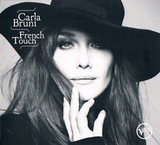 "CARLA BRUNI ""FRENCH TOUCH"" EDITION CD+DVD DEDICACE NEUF - SIGNED CD NEW"