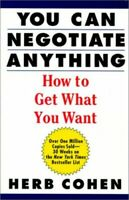 You Can Negotiate Anything by Cohen, Herb Book The Fast Free Shipping