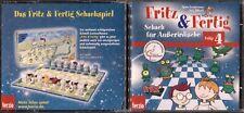 Fritz & Fertig 4 - Schach für Außerirdische !! tolles Game für PC !!