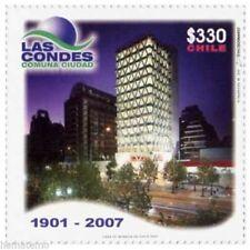 Chile 2007 #2222 Municipalidad de Las Condes MNH