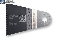 FEIN 63502161030 Long Life E-Cut Lama da Taglio, Confezione 10 Pezzi