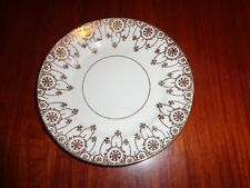 Minton PENDANT Pattern 749193 Gold White Side Plate