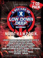 Low Down Deep – A Decade Of – X  (ldddcd001)