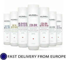 GOLDWELL Dualsenses Products: Rich Repair, Color Extra Rich, Scalp Specialist
