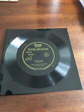 PETER BAUMANN/ALTERED IMAGES TROUSER PRESS 2-SIDED FLEXI DISC #8 Tangerine Dream