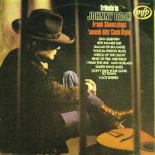 Frank Sheen(Vinyl LP)Tribute to Johnny Cash-MFP- MFP Stereo 5264-UK-197-VG/NM