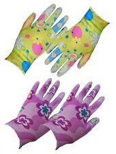 2 er Set Gartenhandschuhe Handschuhe Damen Arbeitshandschuhe Rutschfest