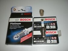 Set of 4 Bosch Platinum 6702 Car Truck Auto Spark Plugs FR8DPP30X Various Makes