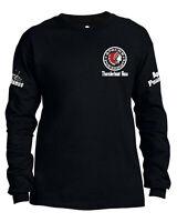 188th Street – Thunderboat Row Long Sleeve T- Shirt Cool Dri or 100% Cotton