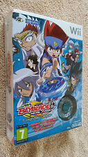 BEYBLADE METAL FUSION Wii Nintendo / Big Box neuf sous blister / Fr intégral