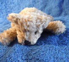 *1910b*  Bears in Love - Russ Berrie #1835 - Brown Teddy Bear - 14cm