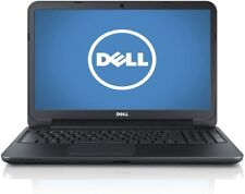 Dell 15.6 HD WLED Laptop, Celeron 1017 U/4G RAM/320G HDD/Win 8 - Black