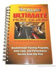 The Ultimate Ride Guide Road Cycling & Mountain Biking NEW!