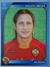 Panini 453 Philippe Mexes AS Roma UEFA CL 2008/09