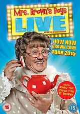 MRS. BROWN'S BOYS LIVE AT THE SSE HYDRO GLASGOW DVD How Now Mrs Brown Cow 2015