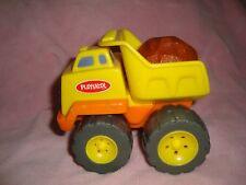 2002 Hasbro Playskool Play Favorites Rumbling Dump Truck with Boulder
