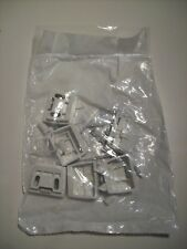 2 NEW Hunter Douglas LUMINETTE  Brackets Spacer Blocks & Screws Kit #8000 Out Mt