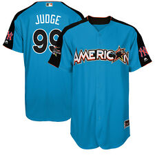 Authentic Aaron Judge 2017 All Star HR Derby Jersey Yankees 48 Hard to find!