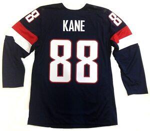 PATRICK KANE TEAM USA 2014 OLYMPICS NIKE JERSEY CHICAGO BLACKHAWKS