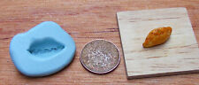 1:12 Reusable Silicon Rubber Mould Dolls House Miniature Cornish Pastie Food