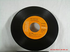 THE GUESS WHO -(45)- NO TIME / PROPER STRANGER - RCA RECORDS - 74- 0300  -  1969