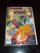 THE NEW MUTANTS Comic - ANNUAL - 1988 - Vol 1 - No 4 - Marvel Comics