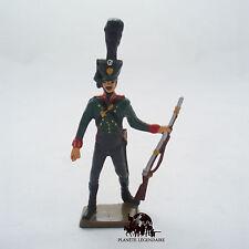 Figurine Starlux Chasseur Prussien Empire Soldat Plomb Napoléon Toy Soldier