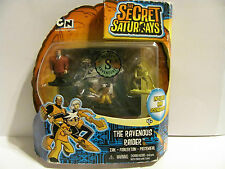 The Secret Saturdays  The Revenous Raider *New*