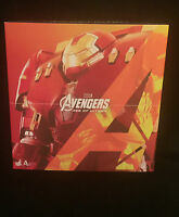 IRON MAN HULKBUSTER ARTIST COLLECTIBLE FIGURE BY HOT TOYS-AVENGERS AGE OF ULTRON