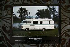 XPLORER 320 28' model Motorhome Camper dealer brochure - English
