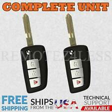2 Keyless Entry Remote for 2014 2015 2016 2017 Nissan Rogue Car Key Fob