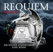 CD Requiem von Wolfgang Amadeus Mozart mit den Wiener Symphonikern