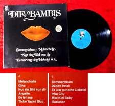LP Bambis: Die Bambis (Columbia 12 C 050-33 177) A