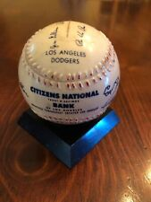 1950's Los Angeles Dodgers Bank