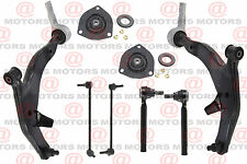 Murano Suspension & Steering Kit Front Sway Bar Links Control Arm Strut Mounts